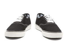 Pair of sneakers Royalty Free Stock Images