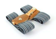 Pair of sock garters for men Royalty Free Stock Images