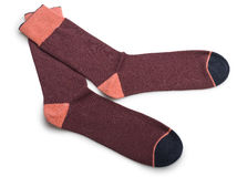 A pair of socks Stock Photography