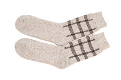 Pair of  socks Stock Photos