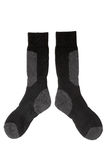 Pair of socks isolated Stock Images
