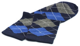 Pair of socks Stock Photo