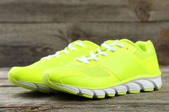 Pair of sport shoes Royalty Free Stock Image