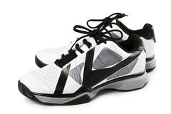 Pair of sports shoes Royalty Free Stock Image