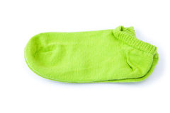 Pair of striped socks Stock Images