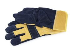 Protective gloves Royalty Free Stock Photos