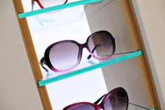 Spectacle frame Stock Photo