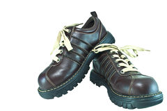 Clunky Shoes Royalty Free Stock Image