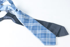 A pair of tie Stock Photography