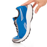 A pair of trainers Stock Image