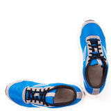 A pair of trainers Royalty Free Stock Photos