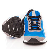A pair of trainers Stock Images