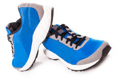A pair of trainers Royalty Free Stock Photography