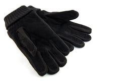 A pair warm gloves. Royalty Free Stock Photos