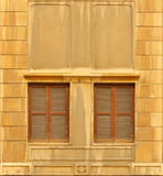 Pair_of_windows_01 Stock Image