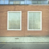 Pair of windows Stock Images