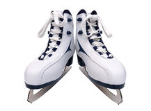 A pair of women's skates Stock Photo