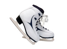 A pair of women's skates Royalty Free Stock Photos