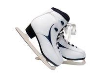 A pair of women's skates Royalty Free Stock Photos