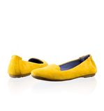 Pair of women shoes Stock Photos