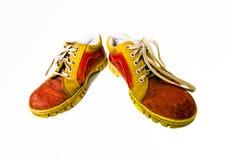 Paire de chaussures Image libre de droits