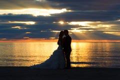 Paires d'amoureux Photos libres de droits