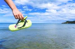 Paires de chaussons Image stock