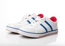 Paires de chaussures de tennis de NO--nom Photographie stock
