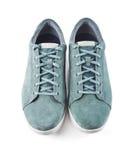 Paires de chaussures du ` s d'homme de suède Images stock