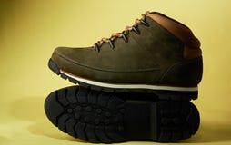 Paires de chaussures de hausse modernes Photo stock