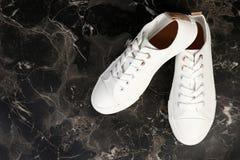 Paires de chaussures de sport Image stock