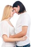 Paires de l'homme et de femme Photo stock