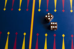 Paires de matrices de casino Photos stock