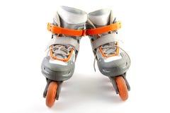 Paires de patins de rouleau Photographie stock libre de droits