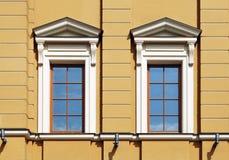 Paires de Windows Image libre de droits