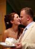 Paires neuf mariées Photo libre de droits