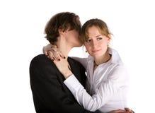 Paires romantiques Photo stock