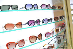 Spectacle frame Stock Photography
