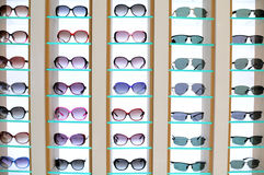 Spectacle frame Royalty Free Stock Images