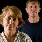 Pais de desaprovação Fotos de Stock