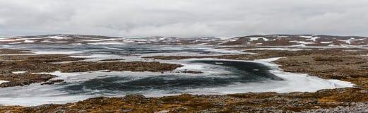 Paisagem ártica Imagem de Stock