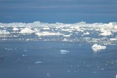 Paisagem ártica em Gronelândia fotos de stock