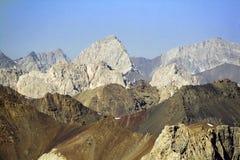 Paisagem 05 da montanha Fotos de Stock Royalty Free