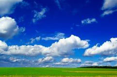 A paisagem. Foto de Stock