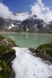 Paisagem alpina Imagens de Stock