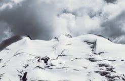 Paisagem alpina da montanha Imagens de Stock