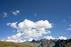 Paisagem alpina em Áustria Imagem de Stock Royalty Free