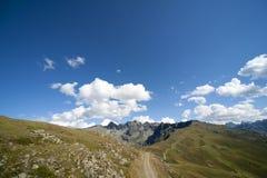 Paisagem alpina em Áustria Fotos de Stock