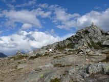 Paisagem Andalsnes Nesaksla de Noruega Imagem de Stock Royalty Free