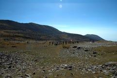 Paisagem Aragats arménia Imagens de Stock Royalty Free